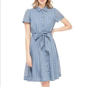 Gal meets Glam collection shirt dress NWT